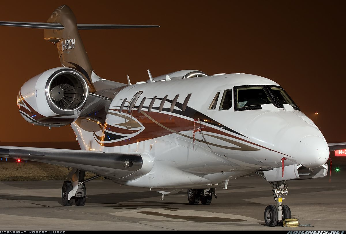 Photos Cessna 750 Citation X Aircraft Pictures Airliners Net Private Aircraft Private Jet Plane Private Jet
