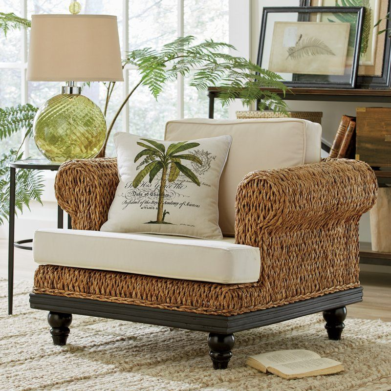 Best Esmont Woven Chair And A Half Woven Chair Chair And A Half 400 x 300