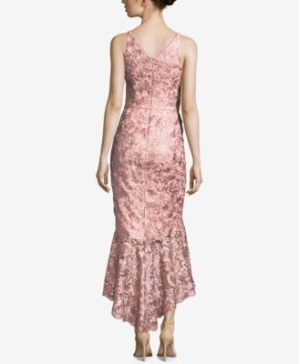 e5ddbb01f60e Xscape Lace High-Low Gown - Pink 12 | Products in 2019 | High low ...