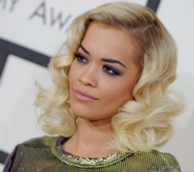 Rita Ora shined at the #GrammyAwards in @Lipstick Queen's Velvet Rope Lipstick in Star System.