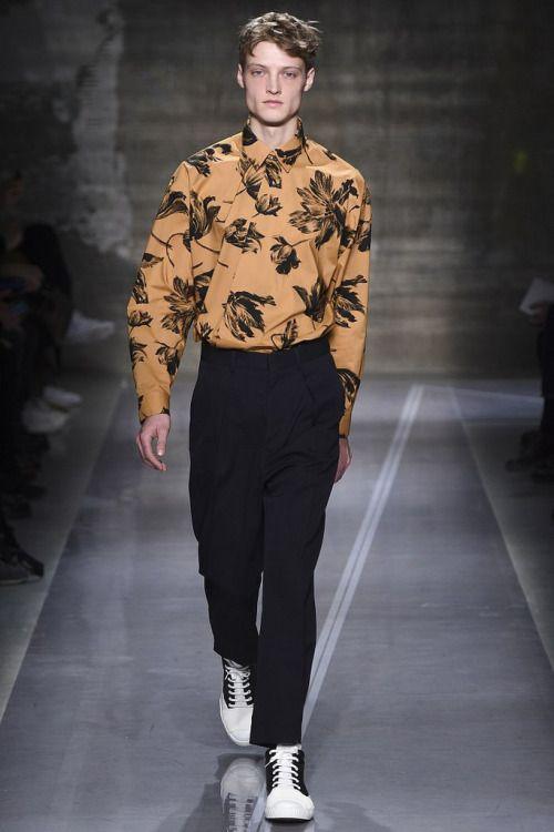 Marni FW16.  menswear mnswr mens style mens fashion fashion style runway marni
