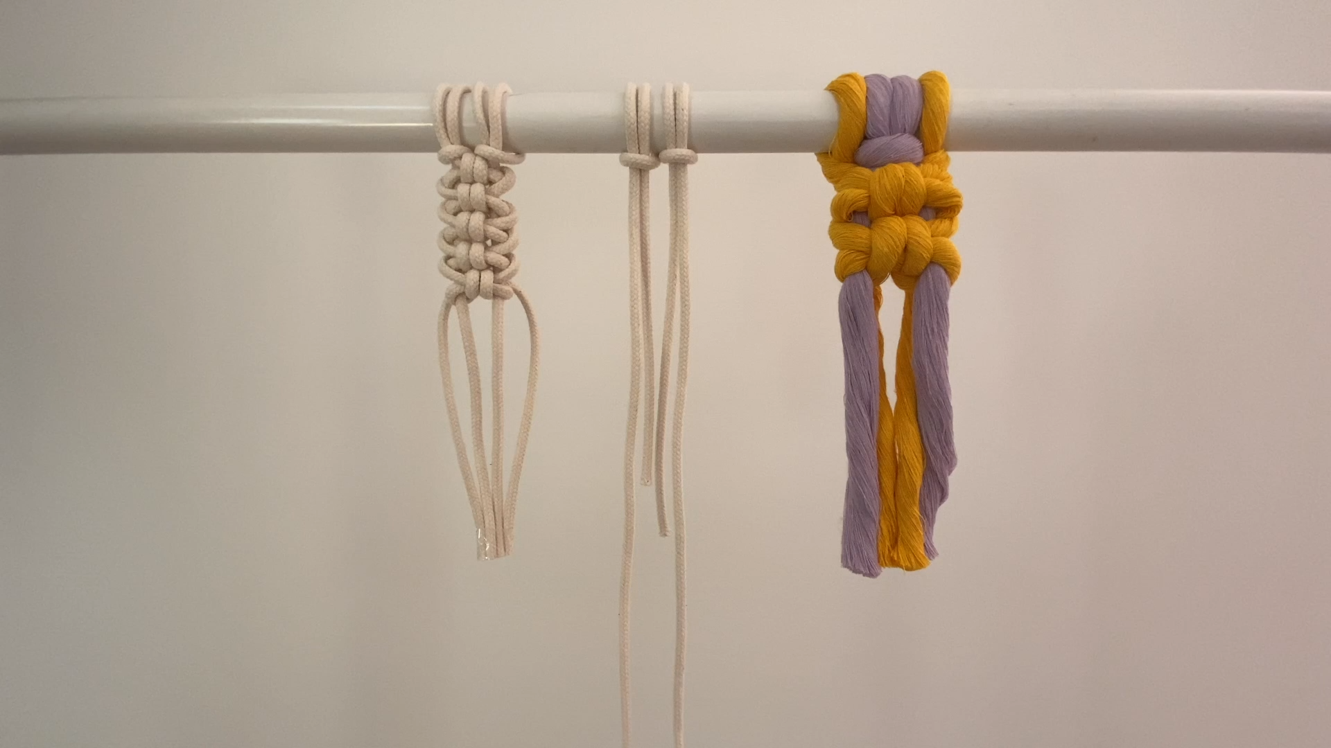 Macrame LOOPS DIY Tutorial