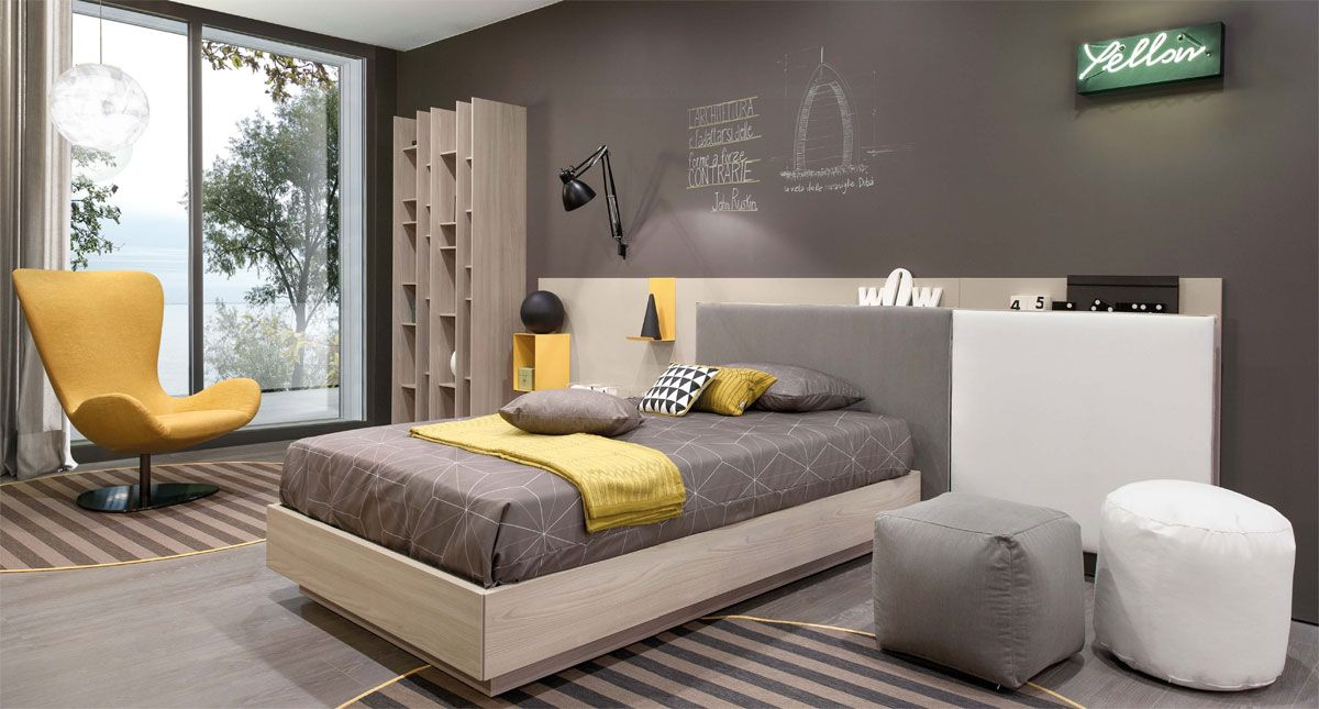 Photo 1 Design della camera da letto, Camerette, Camere