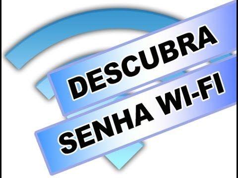 Como Descobrir Senha Wi Fi Do Vizinho Senhas Wifi Descobrir