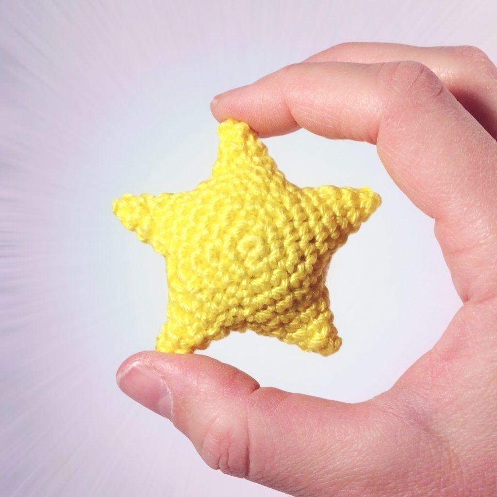 Photo of Häkeln Sie ein Weihnachtsbett Schritt 19: Der Stern (die flauschigen Adventsschuppen …