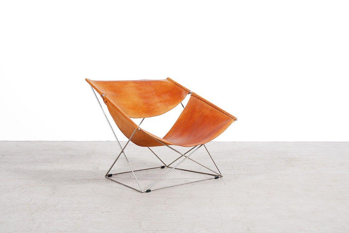 pierre paulin fauteuil butterfly f675 jasper papier peint so
