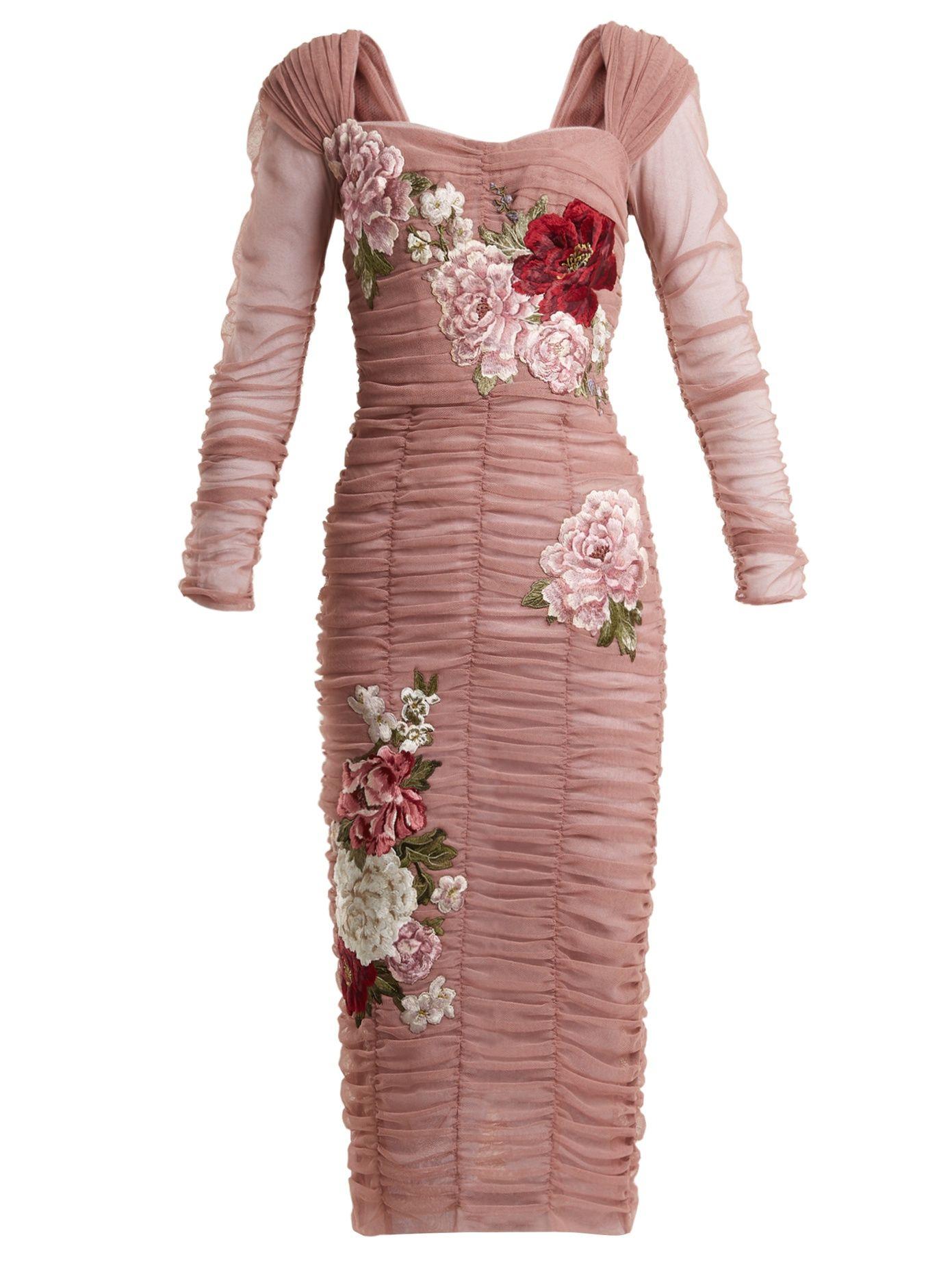 9757e2e8 25 Dresses to Wear to a Valentine's Day Wedding. DOLCE & GABBANA . # dolcegabbana #cloth #