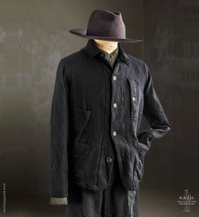 Kai D. Oldsmith Jacket Cool jackets, Mens jackets, Cool