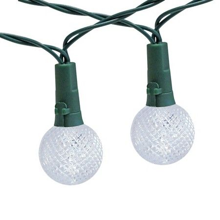 Target Solar String Lights 30Lt Solar Globe String Lights  Room Essentials™  Target  Can I