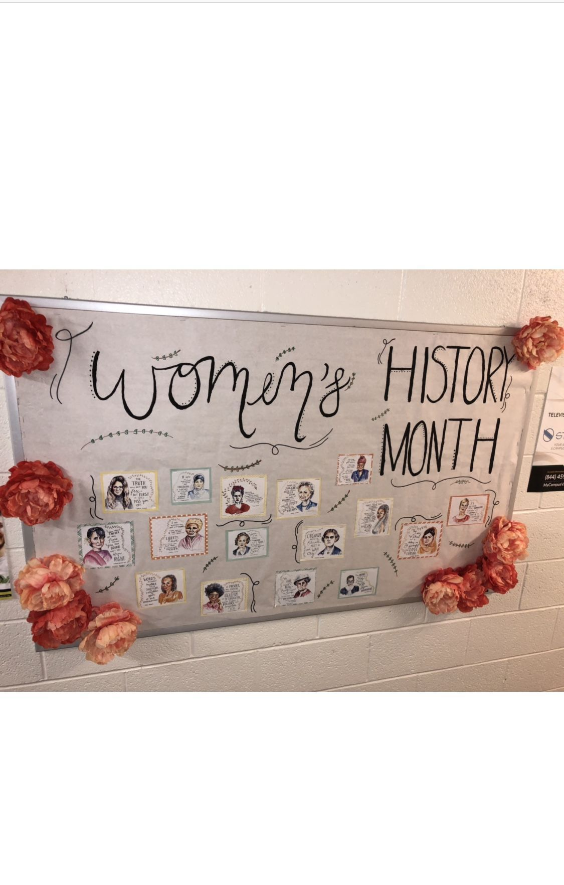 RA bulletin board March International Women's Month #rabulletinboards RA bulletin board March International Women's Month #rabulletinboards RA bulletin board March International Women's Month #rabulletinboards RA bulletin board March International Women's Month #rabulletinboards