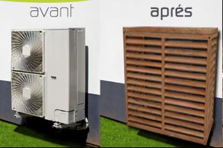 se prot ger du bruit des pompes chaleur air eau jardin pinterest pompe chaleur. Black Bedroom Furniture Sets. Home Design Ideas