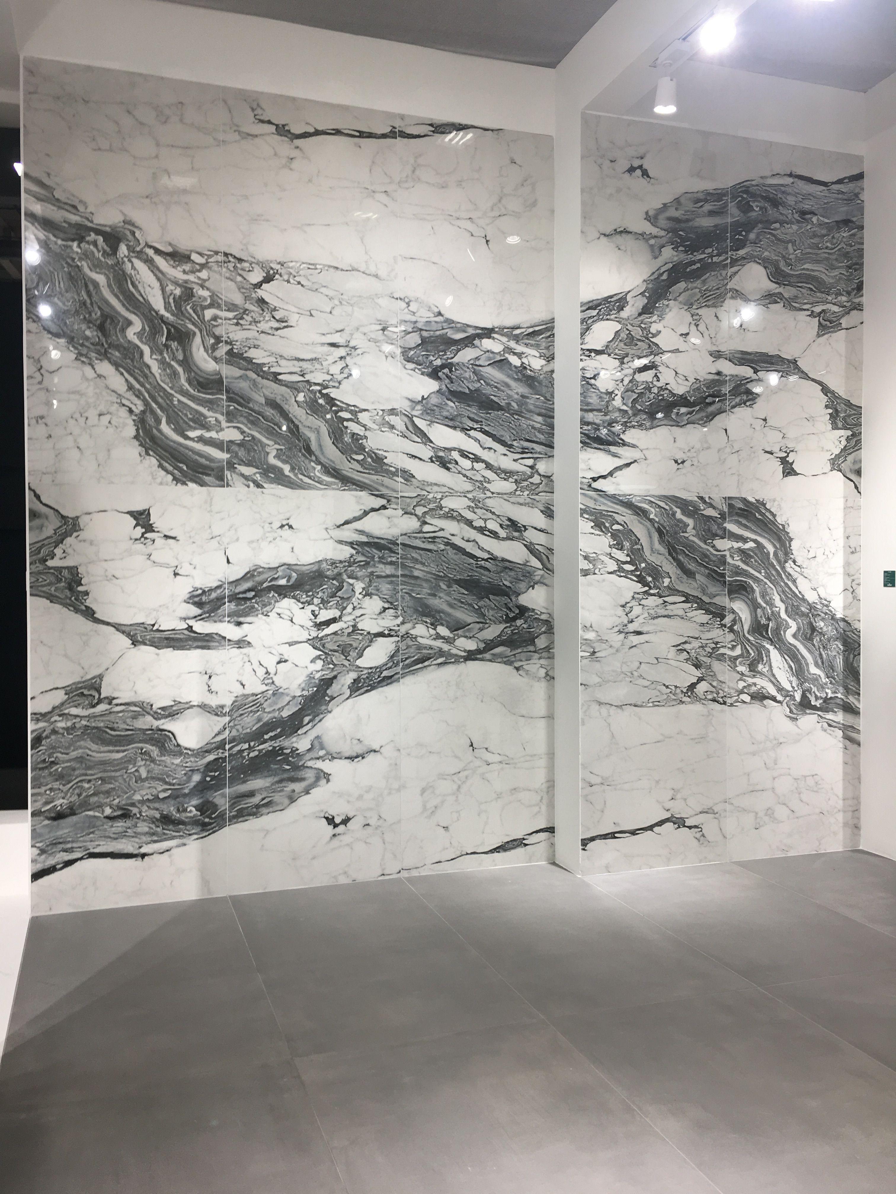 Carrelage To Be Renoir De Cercom Carrelage Imitation Marbre Marvel Tiles At Cersaie Bologna 2017 Abstract Artwork Tiles Wall Tiles