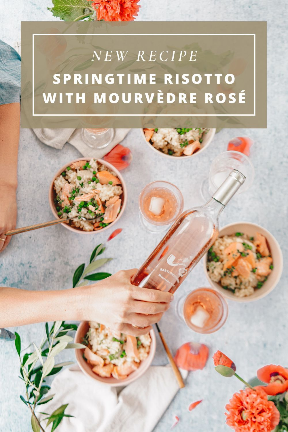 Springtime Risotto With Roasted Trout And Baby Peas Sarah Graham Food Recipe In 2020 Healthy Summer Recipes Risotto Recipes Risotto