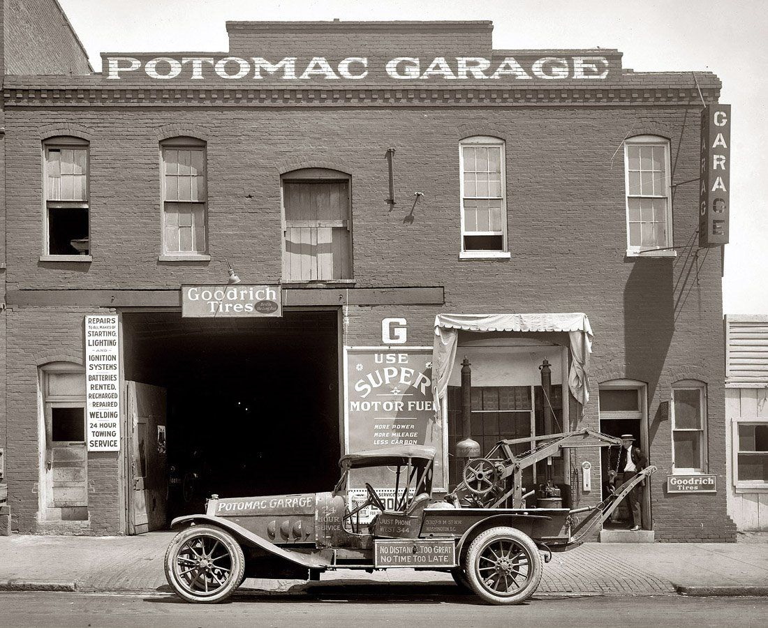 Camionetas antiguas