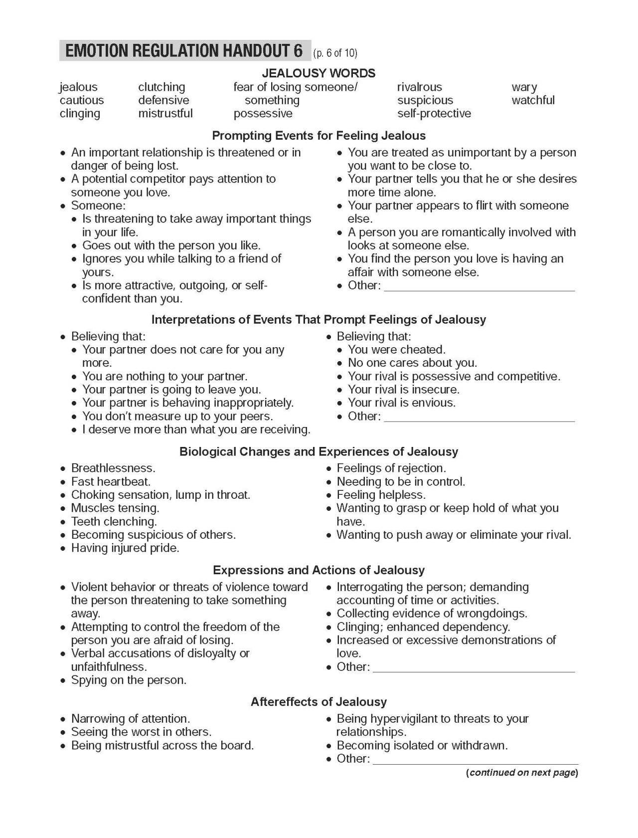 Healing Schemas — DBT Self Help Resources Ways to ...