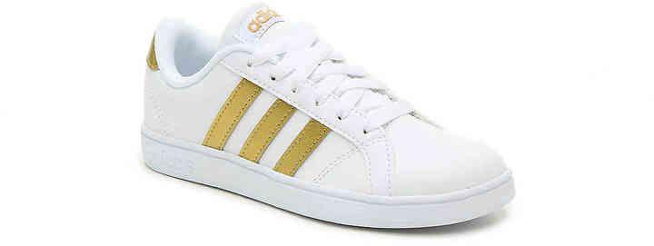 9861b90e3b37 adidas Girls Baseline Toddler   Youth Sneaker