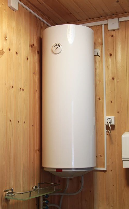 How Does An Electric Hot Water Heater Tank Work? | Plumbing ...