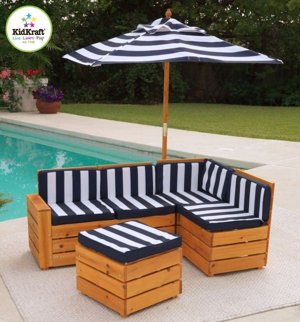 Kids Lawn Furniture Kid S Nautical Outdoor