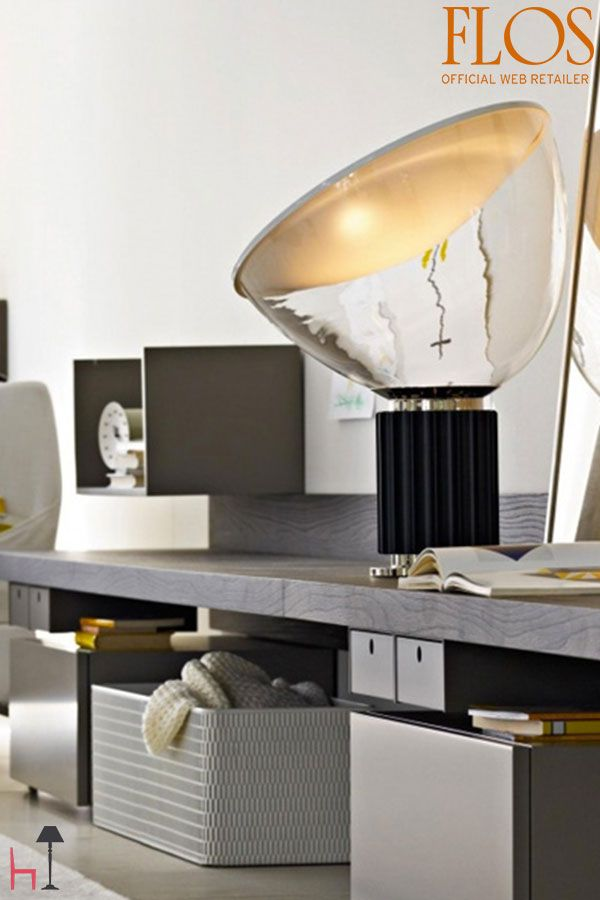 Flos Led Verlichting Taccia Led Table Lamp By Flos On Lovethesign Led Lamps