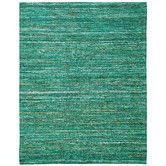 Found it at AllModern - Emerald Saree Green Area Rug