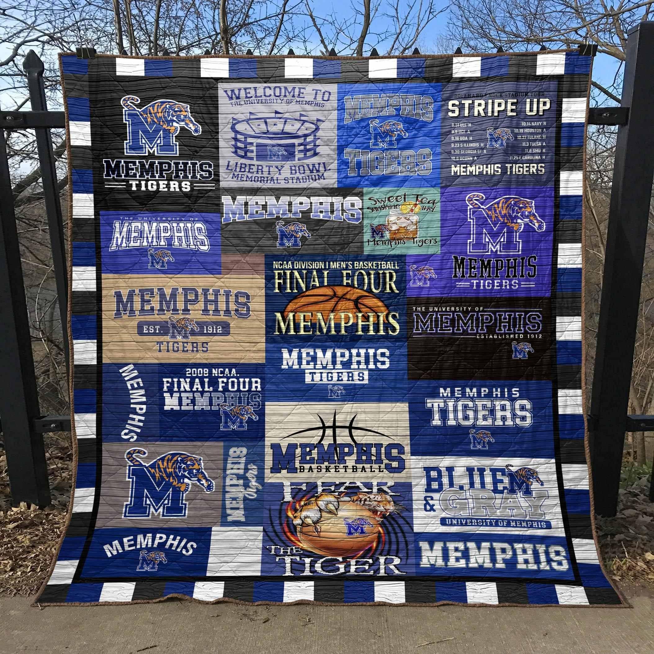 Memphis tigers university of memphis athletic teams stripe