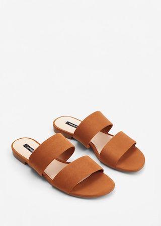d10fb2cd2 Sandalia tiras decorativas - Zapatos de Mujer