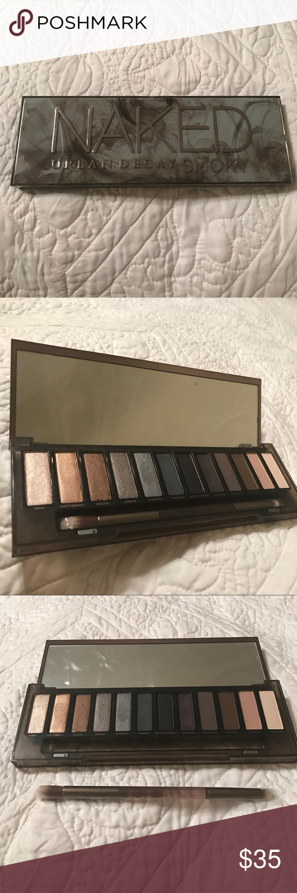 Cosmetic Reviews by Posh: Urban Decay Naked Palette VS
