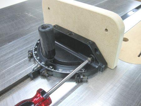 49 Improving a Miter Gauge II
