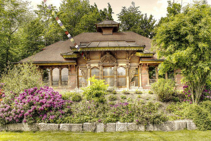 Nepal Himalaya Pavillon Outdoor Structures Gazebo Outdoor