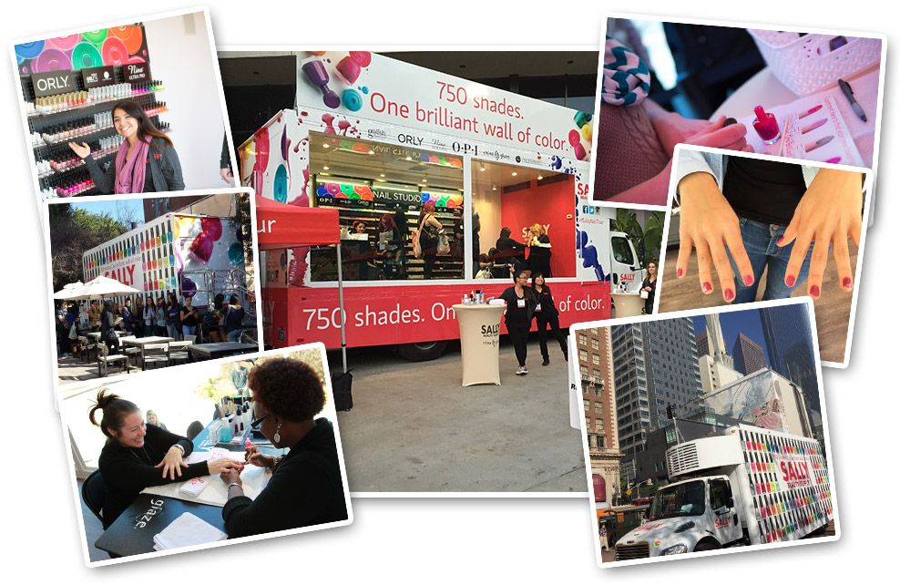 Sally Beauty Mobile Nail Studio Comes To Miami: http://www.soflanights.com/?p=138979