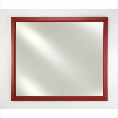 XXXSignature Plain Mirror Finish: Colorgrain Yellow, Size: 20\