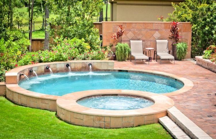 Swimming Pool Design And Construction Baton Rouge Small Pool Design Backyard Pool Small Pools
