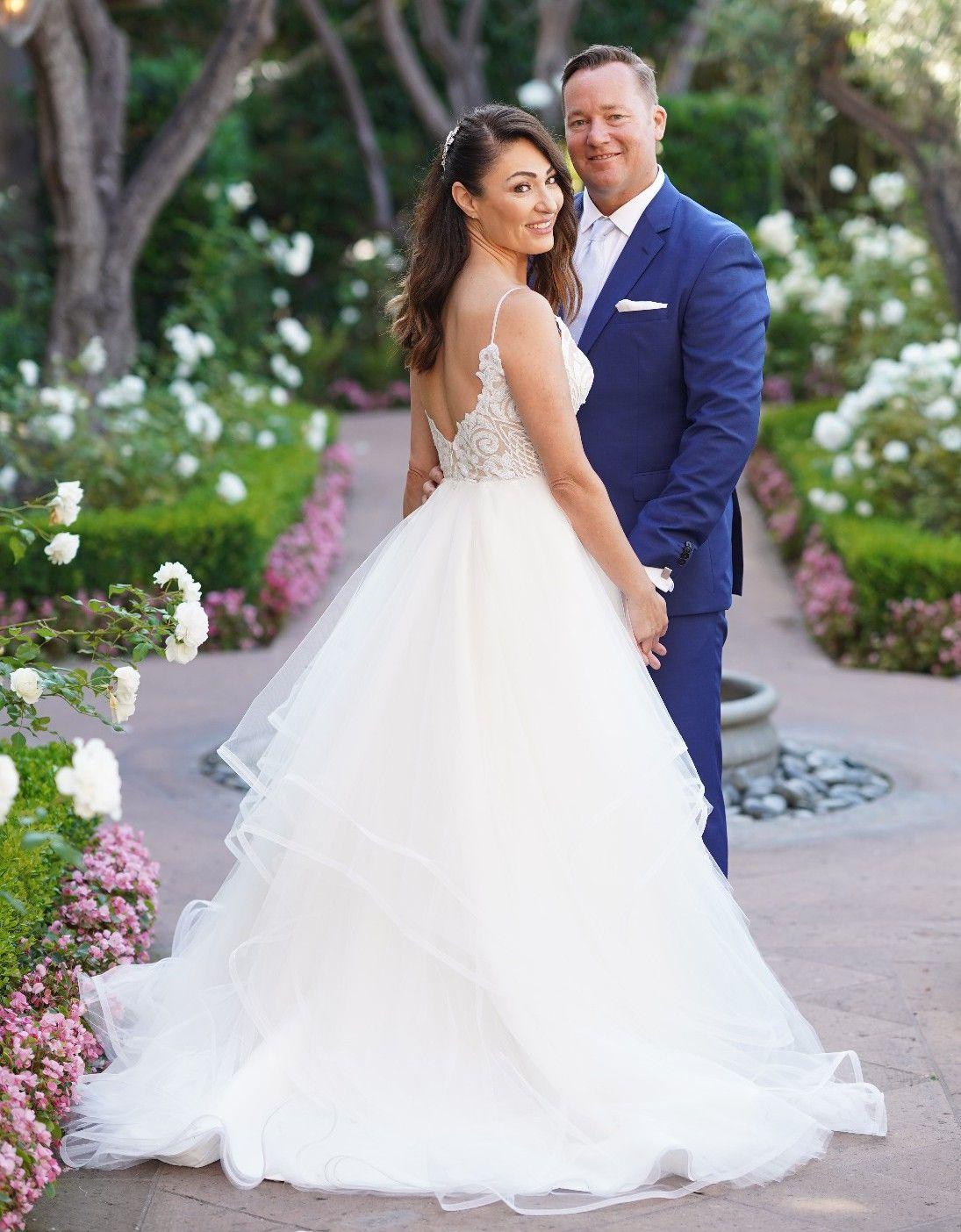 Hayley Paige Pepper 1700 Preloved Wedding Dress Save 64 Preloved Wedding Dresses Wedding Dresses Bridal Ball Gown [ 1404 x 1095 Pixel ]