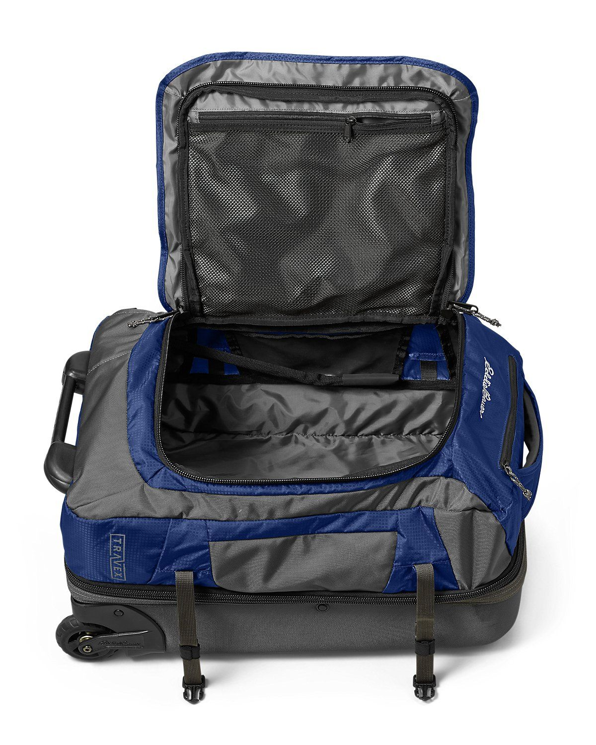 Expedition Drop Bottom Rolling Duffel - Medium   Eddie Bauer ... 2e6a43d402