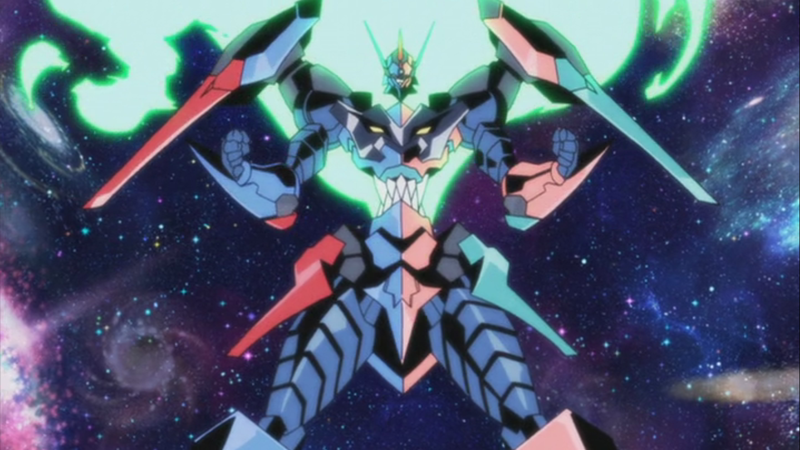 Gurren Lagann Grapearl from Gurren Lagann Mecha anime