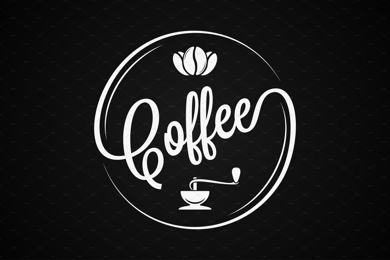 Coffee Logo Vintage In 2020 Coffee Logo Vintage Logo Vintage Logo Design