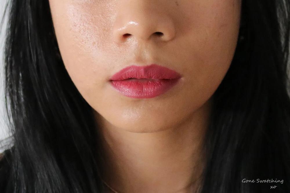 Henne Organics Luxury Lip Tint Swatches   Lip tint