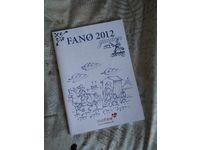 Fanö Visit, Fanö 2012 Guiden #Ciao