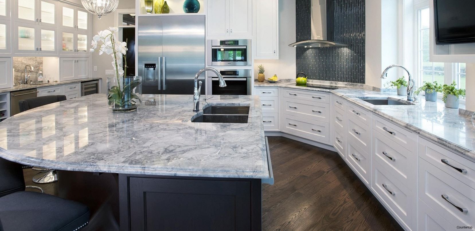 Charmant 55+ Golden Persa Granite Countertops   Kitchen Cabinet Inserts Ideas Check  More At Http: