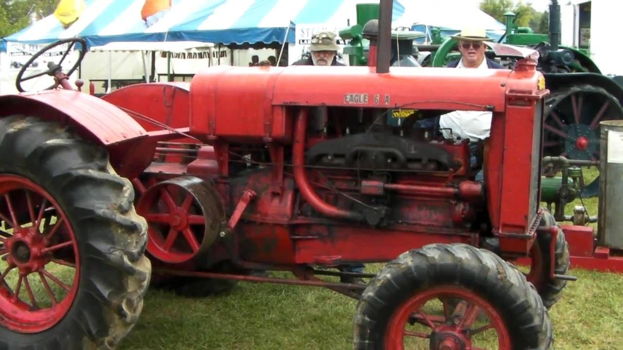 Eagle 6A tractor Google Search Tractors, Eagle, Appleton