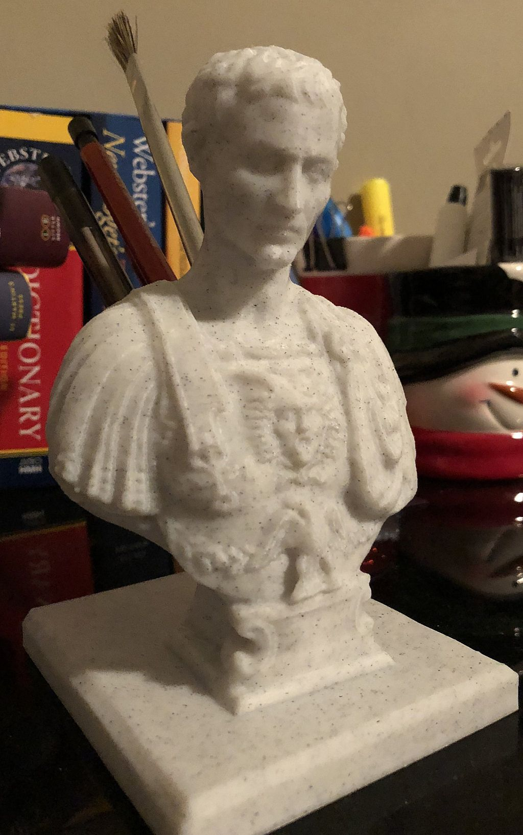 Julius Caesar Pencil Holder Impressive Beware The Ides Of March Get Your Julius Caesar Pencil Holder From Design Ideas