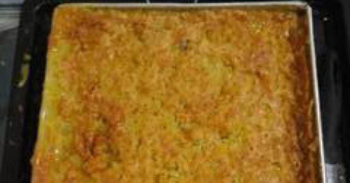 Resep Bika Ambon Oleh Jesisca Engela Resep Resep Resep Makanan Makanan Manis