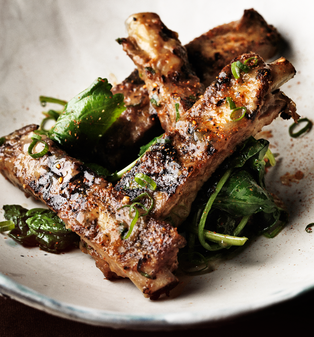 Japanese pork ribs recipe