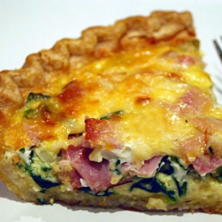Quiche IV Recipe
