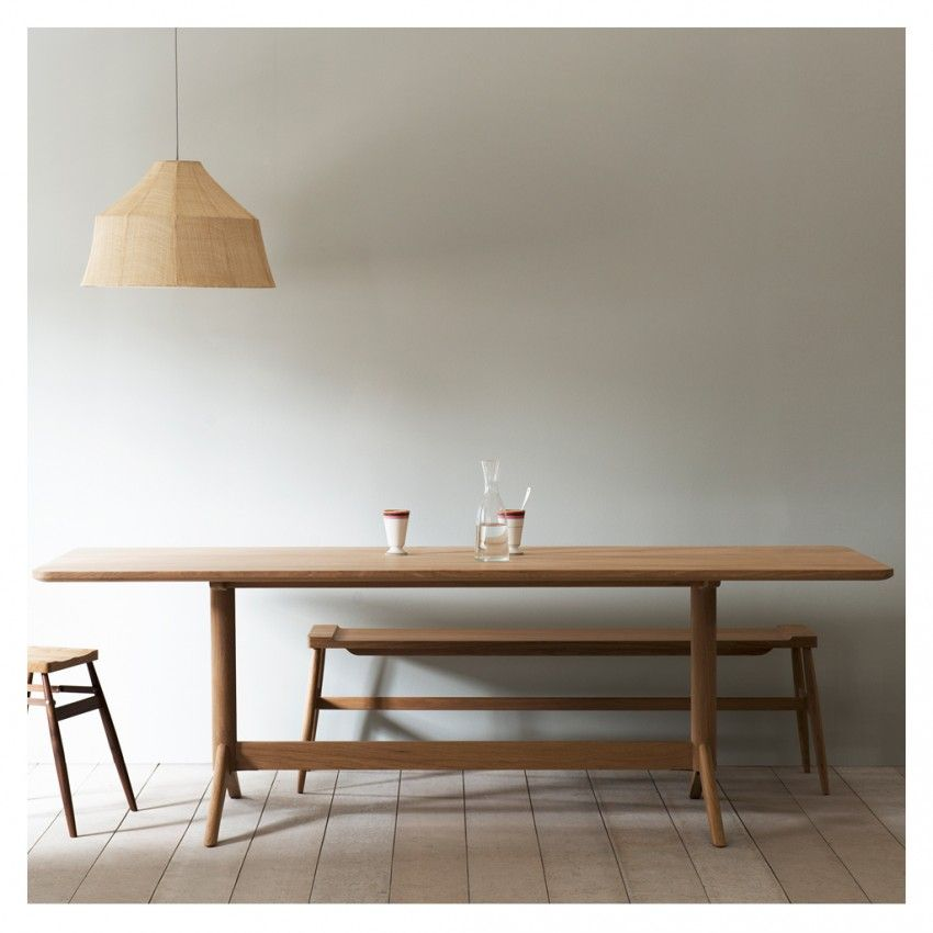 Achilles Dining Table White Oiled Oak Tables In 2019