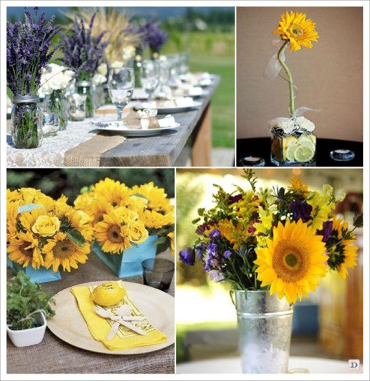fleurs mariage champ tre provencal decoration mariage provencal pinterest fleurs mariage. Black Bedroom Furniture Sets. Home Design Ideas