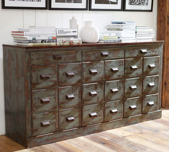 Clerks Console Table Consoles Console tables and Pottery