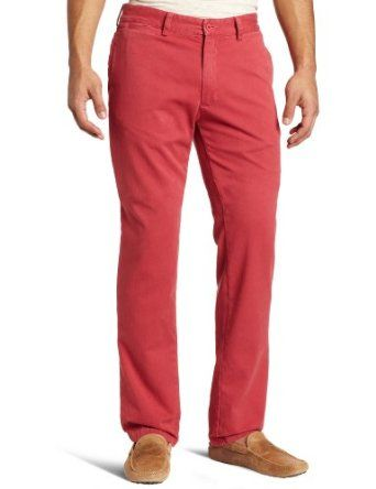 Mark my words, gents -- colored pants this Spring