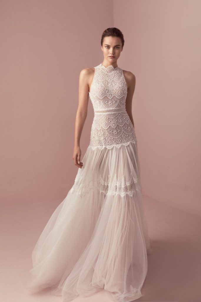 The One Collection 2018 - Tali&Marianna Bridal Gowns     vestidos ...