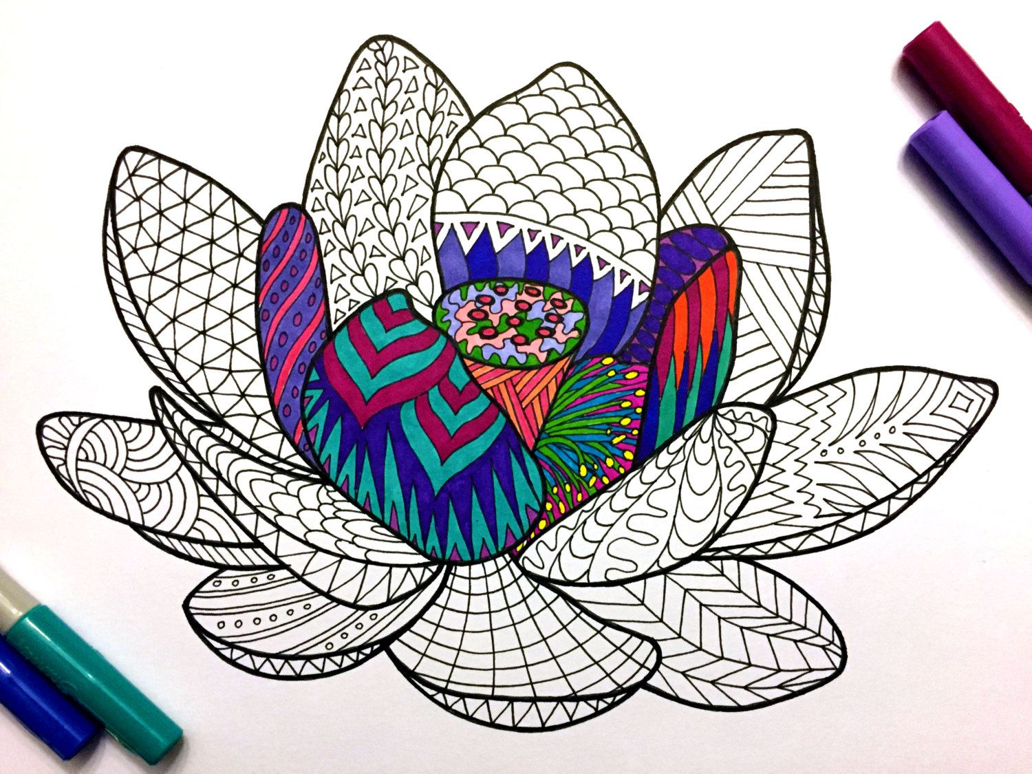 Pin On Lotus Flower Colors